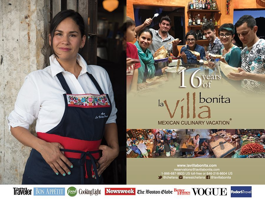 This month we are celebrating 16 years since we began offering the #joys of #Mexicancuisine at #lavillabonita #culinary #vacation. Where has the time gone? We must have been having fun! #mytepoz #mexicanfood #comeandeat