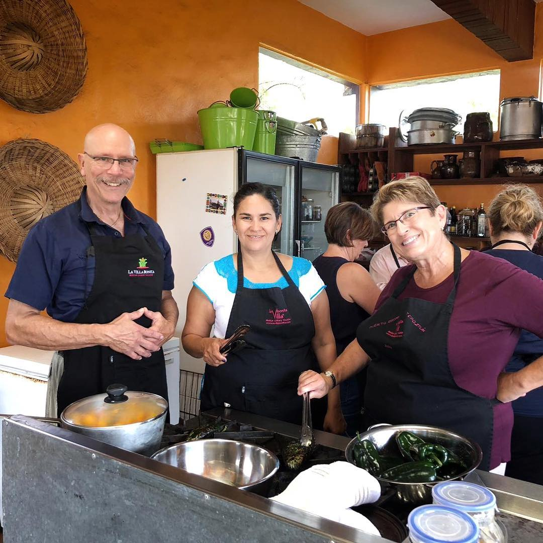 Spring is coming! Cook with us! 15% discount on the following 2019 dates in our award-winning #Tepoztlan home – March 31-Apr 7, April 15-21, April 21-28, April 28-May 5, May 5-12.  MUST MAKE YOUR RESERVATION BY MARCH 20, 2019. New reservations only.  Not valid with any other discount or sale.  Subject to availability.  #LaVillaBonita #CulinaryVacation #foodie #MexicanFoodCulture #truefoodies #mytepoz